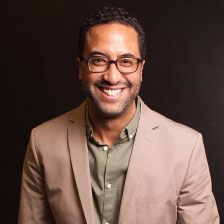 C. Brian Williams, Founder and Executive Director, Step Afrika! Photo courtesy of Strathmore.