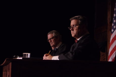 Prince William Little Theatre's production of 'Judgment at Nuremberg.' Photo by Thor Matthews.