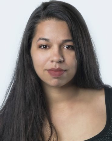Annalisa Dias. Photo by Teresa Castracane.