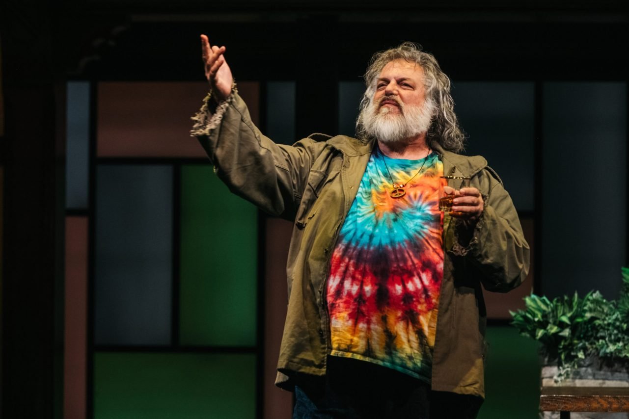 Brian Mani in 'The Merry Wives of Windsor.' Photo by Cameron Whitman Photography.