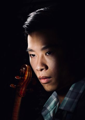 Kerson Leong. Photo by Bruno Schlumberger.
