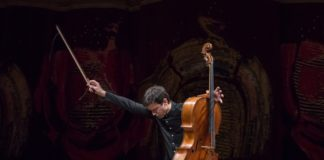 Cellist Jean-Guihen Queyras. Photo courtesy of the artist.