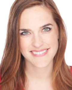 Julie Lloyd. Photo courtesy of Encore Theater Company.