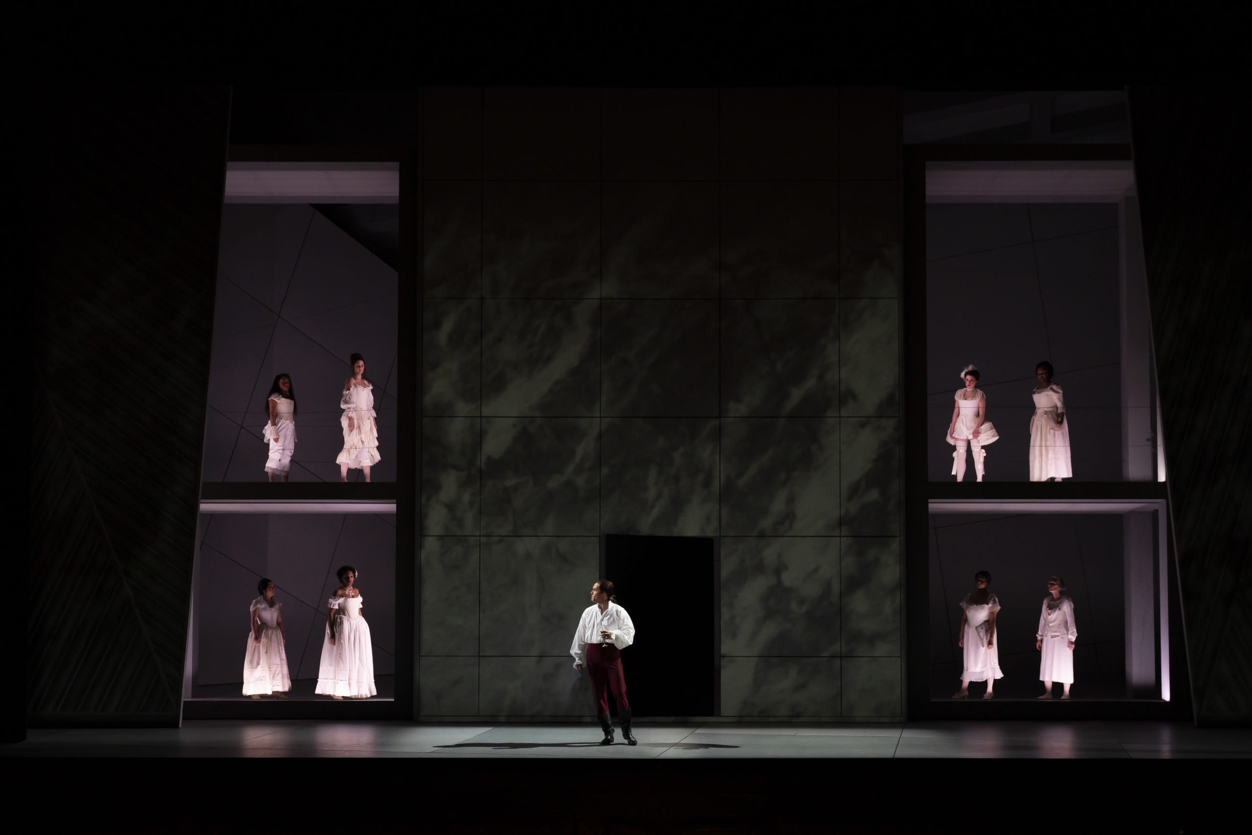 Washington National Opera's 'Don Giovanni.' Photo by Scott Suchman.