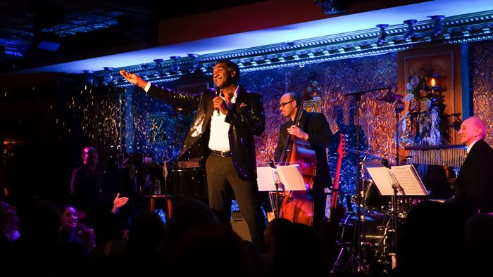 Who Is Bobby Lewis On Norm Lewis' Christmas Album 2021 15 Questions In 15 Minutes With Broadway S Norm Lewis Dc Metro Theater Arts